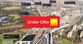 Development / Land commercial property for sale at 87-103 Manningham Street Parkville VIC 3052