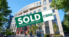 Offices commercial property sold at 509 St Kilda Road Melbourne VIC 3000