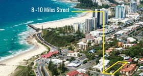 Development / Land commercial property sold at 8-10 Miles Street Coolangatta QLD 4225