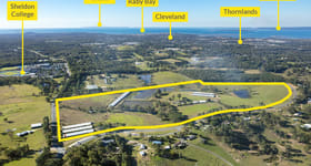 Development / Land commercial property sold at Woodlands Road & Taylor Road Thornlands QLD 4164