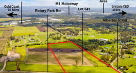 Development / Land commercial property sold at Lot 541 Rotary Park Road Alberton QLD 4207