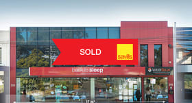 Development / Land commercial property sold at 313-315 Whitehorse Road Balwyn VIC 3103