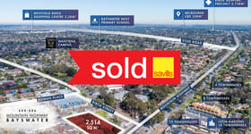 Development / Land commercial property sold at 644-646 Mountain Highway Bayswater VIC 3153