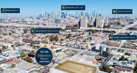 Development / Land commercial property for sale at 398-400 Johnston Street Abbotsford VIC 3067