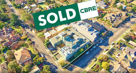 Medical / Consulting commercial property sold at 209 Cotham Road Kew VIC 3101