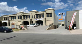Factory, Warehouse & Industrial commercial property sold at 5/11 Howe Street Osborne Park WA 6017