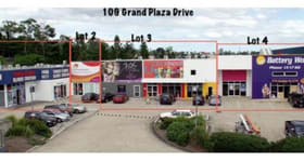 Retail commercial property for sale at 2 and 3/109 Grand Plaza Drive Browns Plains QLD 4118