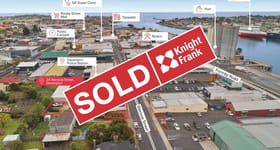 Factory, Warehouse & Industrial commercial property sold at 34 Wenvoe Street Devonport TAS 7310