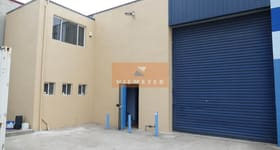 Factory, Warehouse & Industrial commercial property sold at 6 Cornwall Road Ingleburn NSW 2565