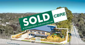 Medical / Consulting commercial property sold at 101-103 Manchester Road Mooroolbark VIC 3138