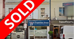 Retail commercial property sold at 633 Burwood Road Hawthorn VIC 3122