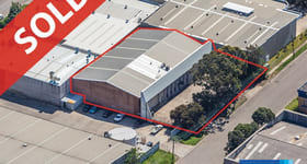 Factory, Warehouse & Industrial commercial property sold at 18-30  Salisbury Street Silverwater NSW 2128