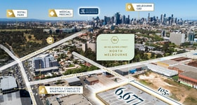 Development / Land commercial property for sale at 68-102 Alfred Street North Melbourne VIC 3051