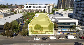 Shop & Retail commercial property for sale at 141-151 Sturt Street Southbank VIC 3006