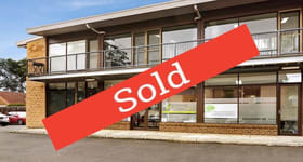 Offices commercial property sold at Unit 1 & 2/741 Main Road Eltham VIC 3095