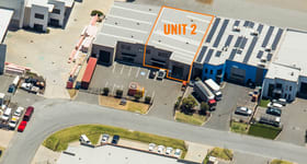Factory, Warehouse & Industrial commercial property sold at Unit 2, 31 Tacoma Circuit Canning Vale WA 6155