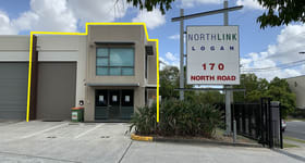 Factory, Warehouse & Industrial commercial property sold at Unit 1/170-172 North Road Woodridge QLD 4114