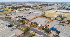 Showrooms / Bulky Goods commercial property sold at 48 Jesica Street Campbellfield VIC 3061