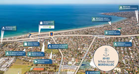 Development / Land commercial property sold at 101-103 White Street Mordialloc VIC 3195
