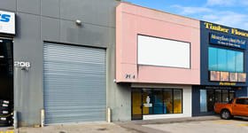 Factory, Warehouse & Industrial commercial property sold at 204 Sussex Street Pascoe Vale VIC 3044