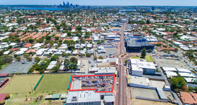 Shop & Retail commercial property sold at 707-709 Albany Highway East Victoria Park WA 6101