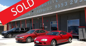 Factory, Warehouse & Industrial commercial property sold at 18-20 Wren Road Moorabbin VIC 3189