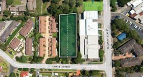Development / Land commercial property sold at 2-4 James Street Baulkham Hills NSW 2153