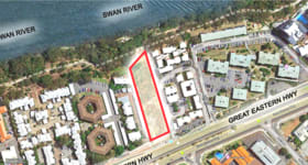 Development / Land commercial property for sale at 60 Great Eastern Highway Rivervale WA 6103