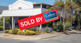 Offices commercial property sold at Unit 1, 212 Glen Osmond Road Fullarton SA 5063