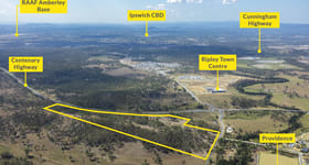 Development / Land commercial property for sale at 787-815 Ripley Road South Ripley QLD 4306