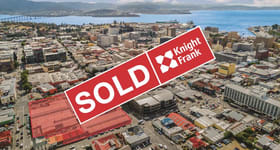 Showrooms / Bulky Goods commercial property sold at Ground  Lot/103 Melville Street Hobart TAS 7000