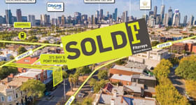 Shop & Retail commercial property sold at 371 Bay Street Port Melbourne VIC 3207