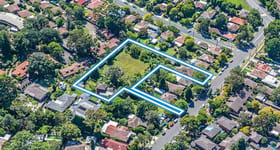 Development / Land commercial property for sale at 5a & 15 Mildred Avenue Hornsby NSW 2077