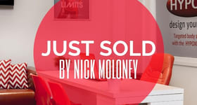 Medical / Consulting commercial property sold at 201/93-95 Pacific Highway North Sydney NSW 2060