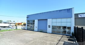 Factory, Warehouse & Industrial commercial property sold at 5 Judds Court Slacks Creek QLD 4127