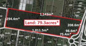 Development / Land commercial property for sale at .4061 Mount Lindesay Hwy Greenbank QLD 4124