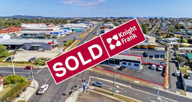 Offices commercial property sold at Whole Building/16 Don Road Devonport TAS 7310