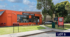 Factory, Warehouse & Industrial commercial property sold at Lots 3, 4 & 5/50 Rushdale Street Knoxfield VIC 3180