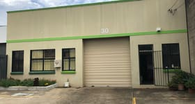 Factory, Warehouse & Industrial commercial property sold at 30 Bridge Street Rydalmere NSW 2116