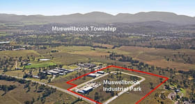 Development / Land commercial property sold at Industrial Site/35-37 Enterprise Crescent Muswellbrook NSW 2333