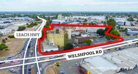 Factory, Warehouse & Industrial commercial property sold at 103 Welshpool Road Welshpool WA 6106