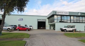 Factory, Warehouse & Industrial commercial property sold at 7 Damian Court Dandenong VIC 3175