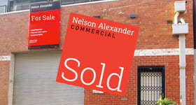 Industrial / Warehouse commercial property sold at 26 Napoleon Street Collingwood VIC 3066