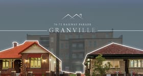 Development / Land commercial property for sale at 70-72 Railway Parade Granville NSW 2142