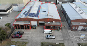 Factory, Warehouse & Industrial commercial property sold at 9 & 10/6-12 Mills Street Cheltenham VIC 3192