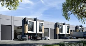 Factory, Warehouse & Industrial commercial property sold at Lot 23/1626-1638 Centre Road Springvale VIC 3171