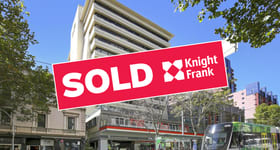 Offices commercial property sold at Suite 2.01/140 Bourke Street Melbourne VIC 3000