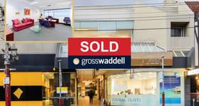 Offices commercial property sold at Suite C307, 521 Toorak Road Toorak VIC 3142