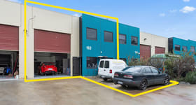 Factory, Warehouse & Industrial commercial property sold at 152/266 Osborne Avenue Clayton South VIC 3169