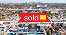 Development / Land commercial property sold at 9 Montrose Street Hawthorn East VIC 3123